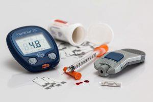טיפול בפצע סוכרתי על ידי PRF