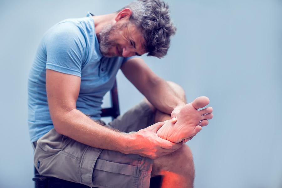 טיפול בכאבים בעקב