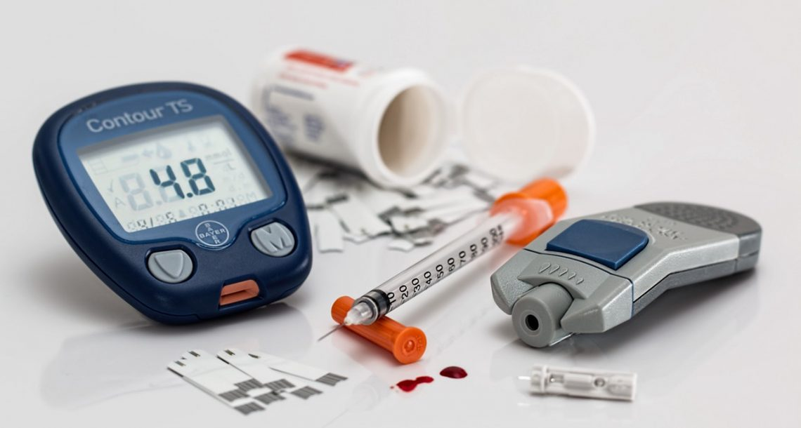 """טיפול בפצע סוכרתי ע""""י PRF ו- PRP"""