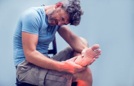 טיפול בכאבים בעקב על ידי PRF